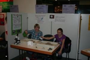 Jugend-Forscht-Projekt