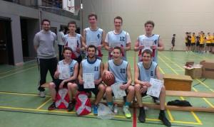 Foto Basketball WK I 2015