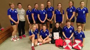 Foto Handball Mädchen 2015