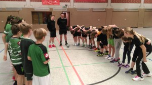 Foto Sporttag 2016 Handball neu