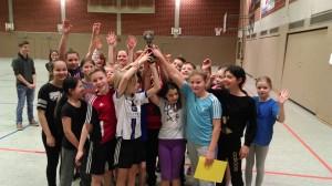 Foto Sporttag 2016 Völkerball 1