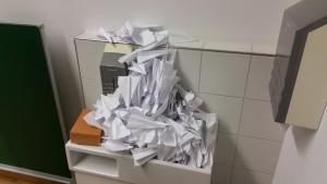 Bild Papierflieger