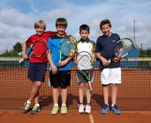 Foto Tennis 2016 Jungen III