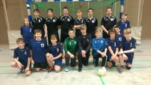 Foto Handball Jungen 2016