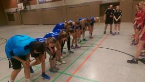 Foto Handball Mädchen 2016 neu