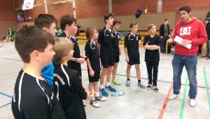 Foto Handball Jungen III 2017 18