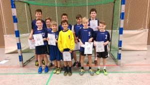 Foto Handball Jungen IV 2017 18