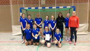 Foto Handball Mädchen III 2017 18