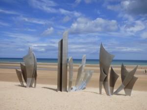 Gefallenendenkmal Omaha Beach