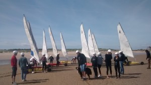 Strandsegeln 1 (2)