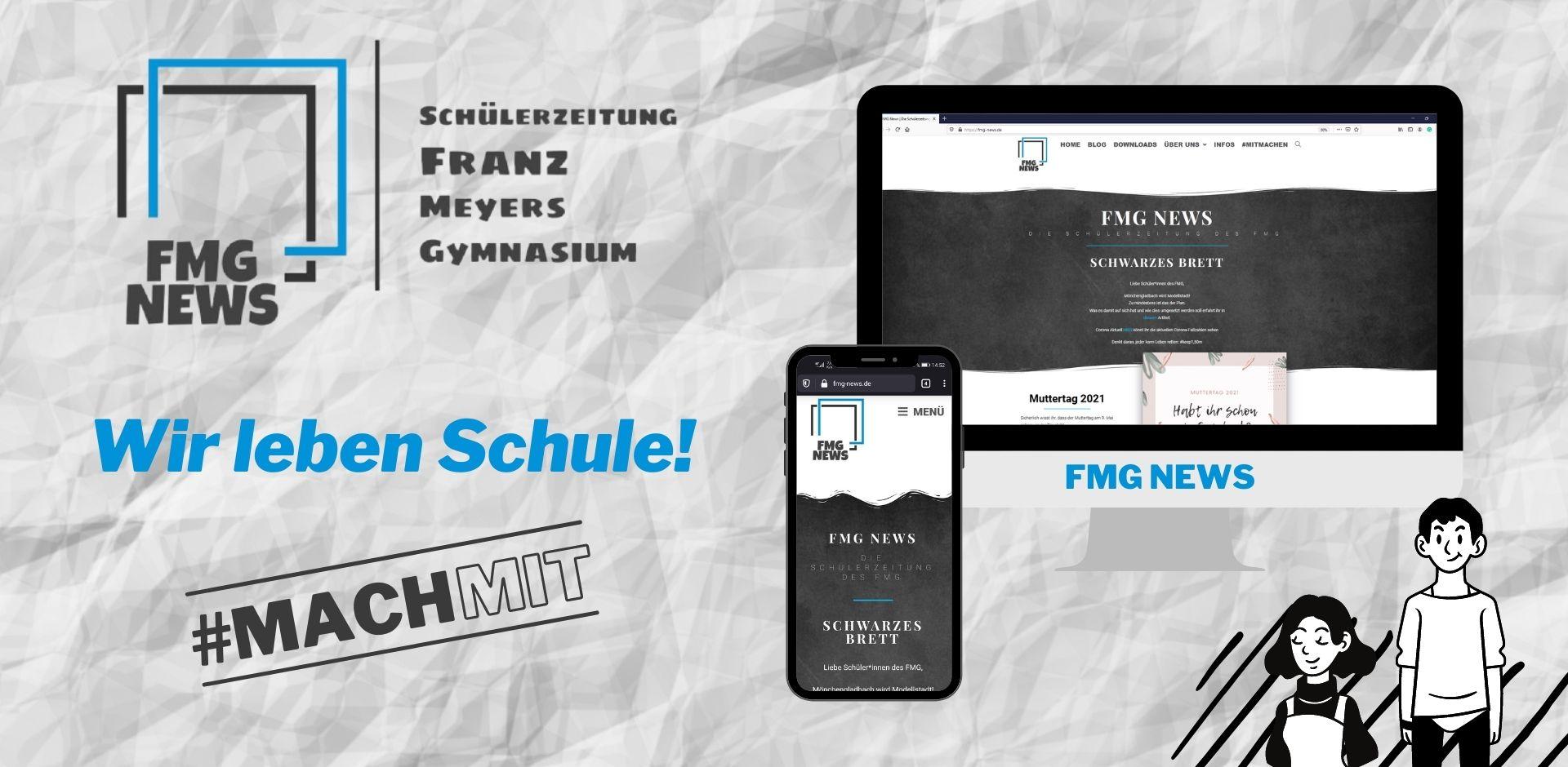 Schülerzeitung - Homepage